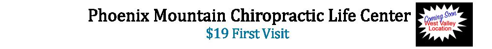 Phoenix Mountain Chiropractic Life Center