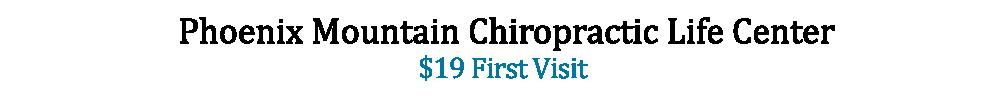 Avondale Chiropractor Goodyear Chiropractor Litchfield Park Chiropractor Buckeye Chiropractor Tolleson Chiropractor